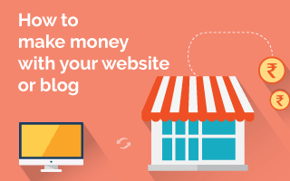 The Secret behind Earning Money with your Own Website