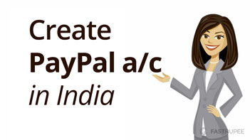 How to Create a PayPal a/c in India